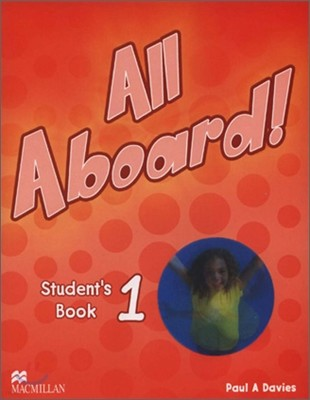 All Aboard 1 : Student Book