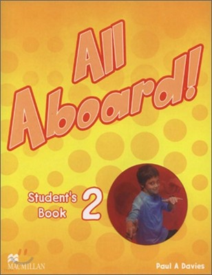 All Aboard 2 : Student Book