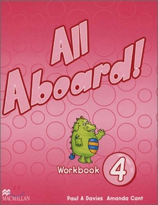 All Aboard 4 : Workbook