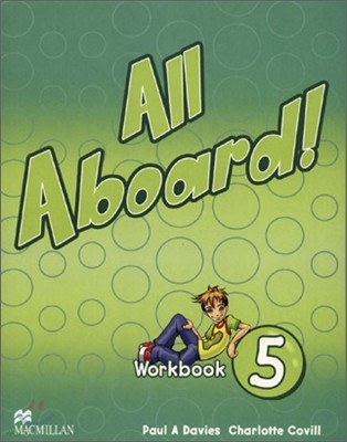 All Aboard 5 : Workbook