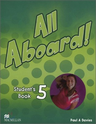 All Aboard 5 : Student Book