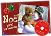 Noel parmi les oursons (+CD)