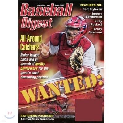 [정기구독] Baseball Digest (월간)