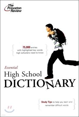 Essential High School Dictionary