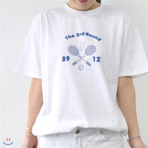 [로마네] 헬로긱스 Onepoint tol 셔츠