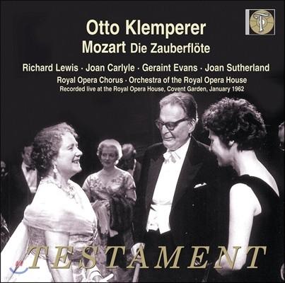 Joan Sutherland / Otto Klemperer 모차르트: 오페라 `마술 피리` (Mozart: Die Zauberflote K620)