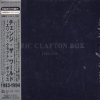 [중고] Eric Clapton / Eric Clapton Box 1983-1994 (7CD/수입)