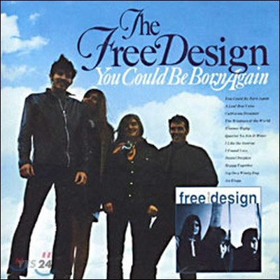 Free Design / You Could Be Born Again / One By One (미개봉)