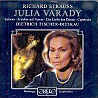 Julia Varady / R. Strauss : Opera Arias (수입/미개봉/c511991a)