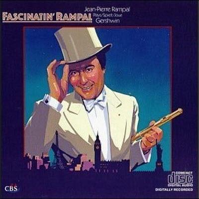 Jean-Pierre Rampal / Fascinatin' Rampal (수입/미개봉/mk39700)