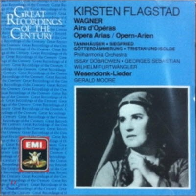 Kirsten Flagstad / Opera Arias (수입/미개봉/cdh7630302)