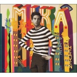 Mika - No Place In Heaven (Deluxe Edition)