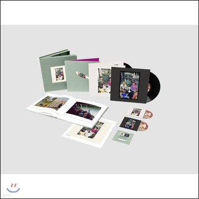 Led Zeppelin (레드 제플린) - 7집 Presence [Super Deluxe Edition]