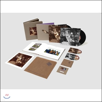Led Zeppelin (레드 제플린) - 8집 In Through The Out Door [2CD+2LP]]
