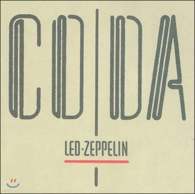 Led Zeppelin - CODA (Original CD)