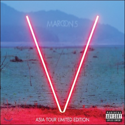 Maroon 5 - V (Asia Tour Edition) (마룬 5 5집 내한공연 기념 특별반)