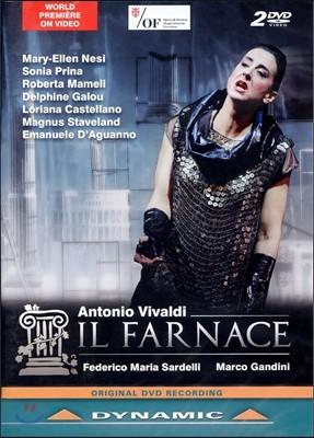 Federico Maria Sardelli 비발디: 일 파르나체 (Vivaldi: Il Farnace)