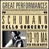Yo-Yo Ma / Colin Davis 슈만: 첼로 협주곡, 환상소곡 (Schumann: Cello Concerto)