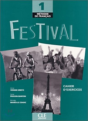 Festival 1. Cahier d'exercices (+CD, Corriges)