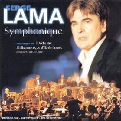 [중고] Serge Lama / Symphonique (수입)