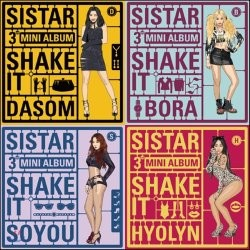 ����Ÿ (Sistar) - �̴Ͼٹ� 3�� : Shake It [4�� Ŀ�� �� ���� ��]