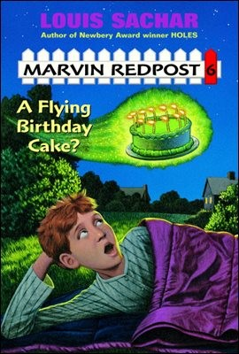 Marvin Redpost #6