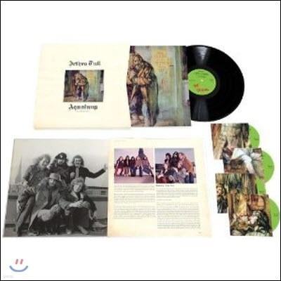 Jethro Tull / Aqualung [40th Anniversary Collector's Edition][1LP+3CD+1DVD][Box Set/미개봉]