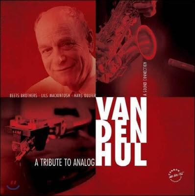[LP] Van Den Hul / A Tribute To Analog (수입/미개봉)