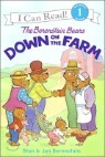 [I Can Read] Level 1 : The Berenstain Bears Down on the Farm