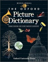 The Oxford Picture Dictionary : Monolingual