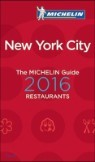 New York 2016 Michelin Guide