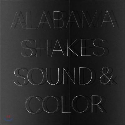 Alabama Shakes (알라바마 쉐이크스) - Sound & Color [2LP]