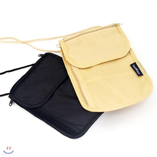 [25%할인]목걸이형 여행용 전대(안전복대 여권지갑)