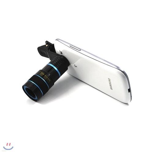 스마트폰 8배 망원렌즈 (아이폰/안드로이드폰) [0169850691]