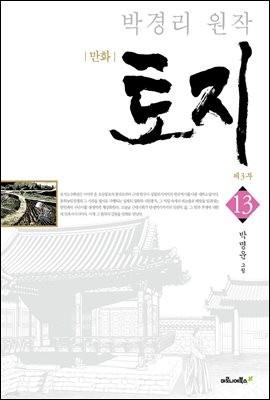 박경리 원작, 만화 토지 13권