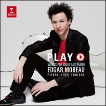 Edgar Moreau ÿ�� ��ǰ�� - �÷��� (Play) ���尡 ���