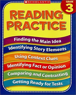 3rd Grade Reading Practice