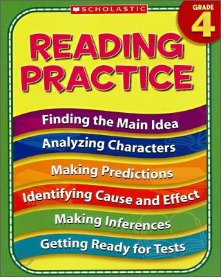 4th Grade Reading Practice
