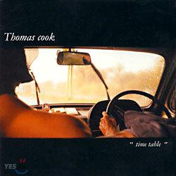 토마스 쿡 (Thomas Cook) - Timetable