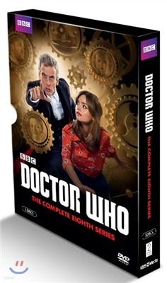 BBC 닥터 후 시즌8 (5Disc, 12부작)