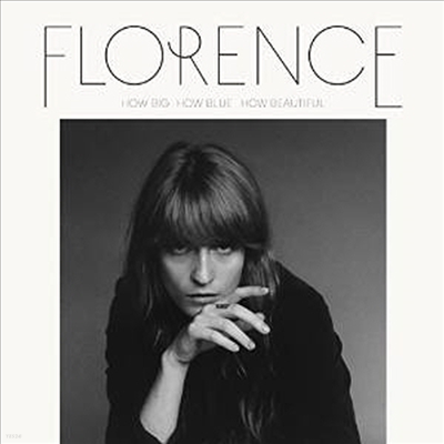 Florence + The Machine - How Big, How Blue, How Beautiful (2LP)
