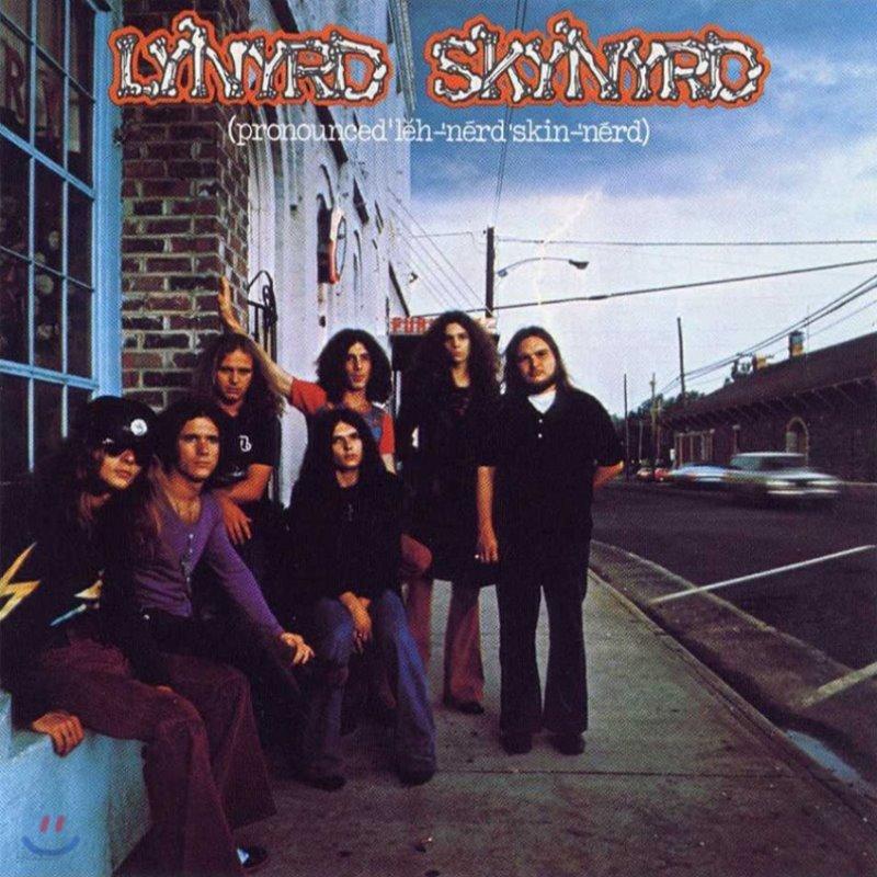 Lynyrd Skynyrd - Pronounced Leh-nerd Skin-nerd 레너드 스키너드 데뷔 앨범 [LP]
