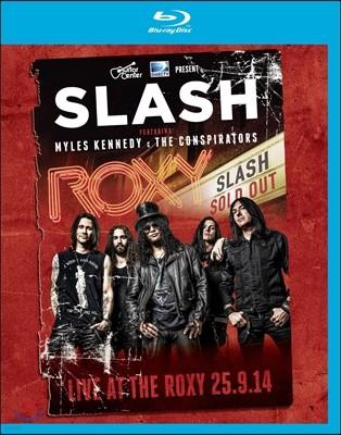 Slash & Miles Kennedy - Live At The Roxy 25.9.14