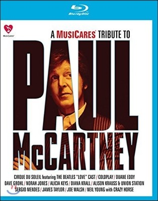 A MusiCares Tribute To Paul McCartney (폴 매카트니 헌정공연)