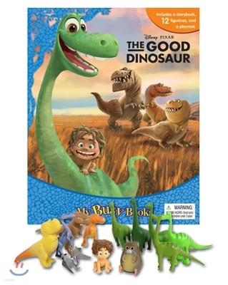 Good Dinosaur My Busy Book �� ���̳� ������ �DZԾ� å