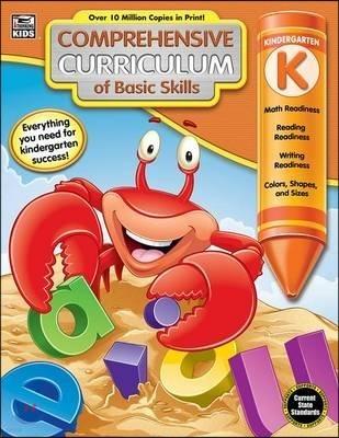 Comprehensive Curriculum of Basic Skills, Kindergarten