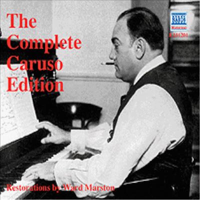 엔리코 카루소 - 레코딩 전집 (The Complete Recordings,1902-20) (12CD) - Enrico Caruso