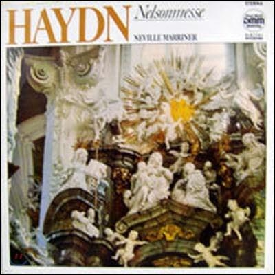 [중고] [LP] Nelsonmesse / Haydn : Missa in Angustiis d-moll Hob XXII: 11 fur Soli, Chor und Orchester (수입/725 039)