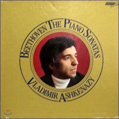 [중고] [LP] Vladimir Ashkenazy / Beethoven : The Piano Sonatas (12LP,수입,CSP-11) - SW53
