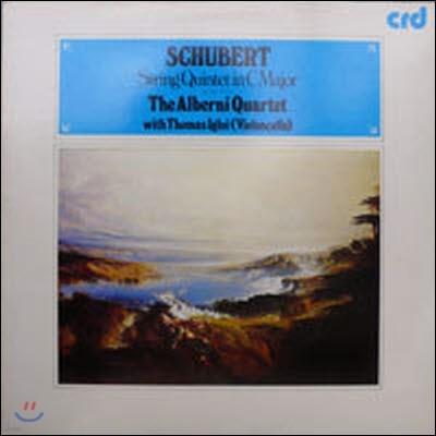 [중고] [LP] Alberni Quartet / Schubert : String Quartet in C Major Op.163-D956 (수입/crd1018)